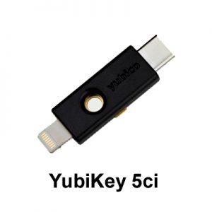 YubiKey 5ci